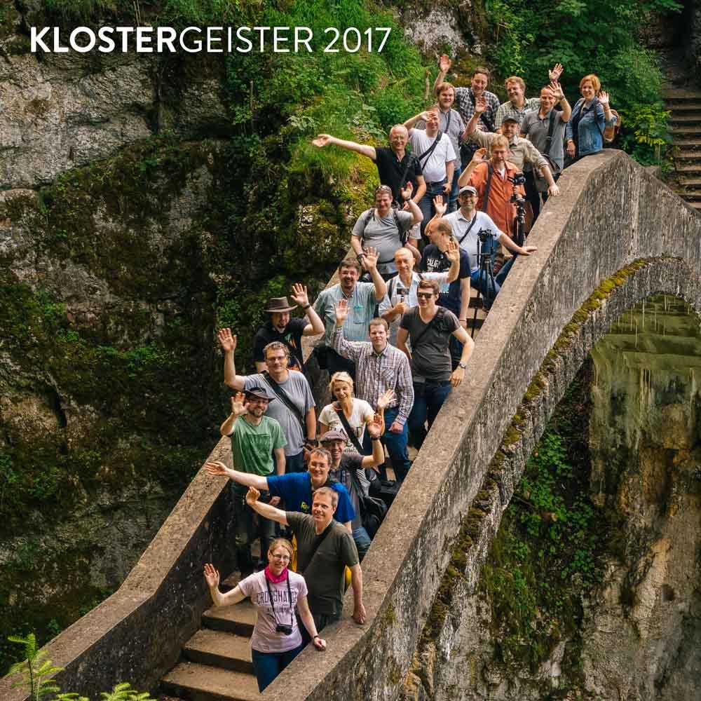 Happyshooting Workshop Klostergeister