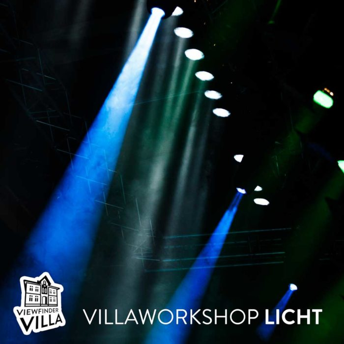 Happyshooting Villaworkshop Licht