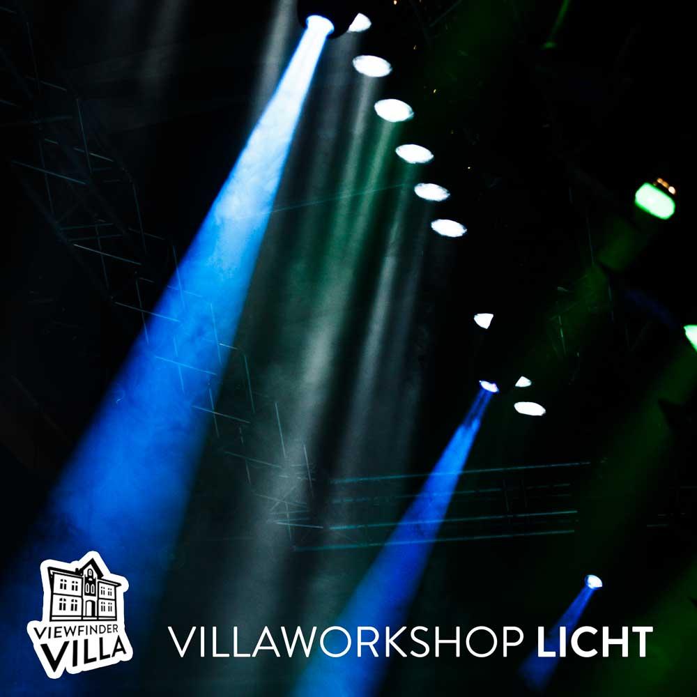 Happyshooting Villaworkshop Licht